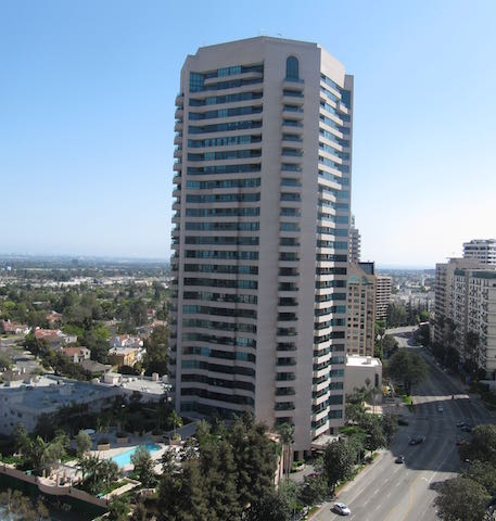 Condos for sale and lease at Blair House, Wilshire Corridor
