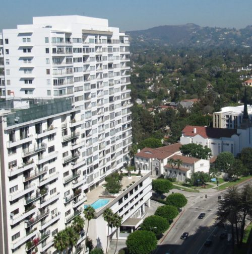 Condos for sale and lease at the Wilshire regent