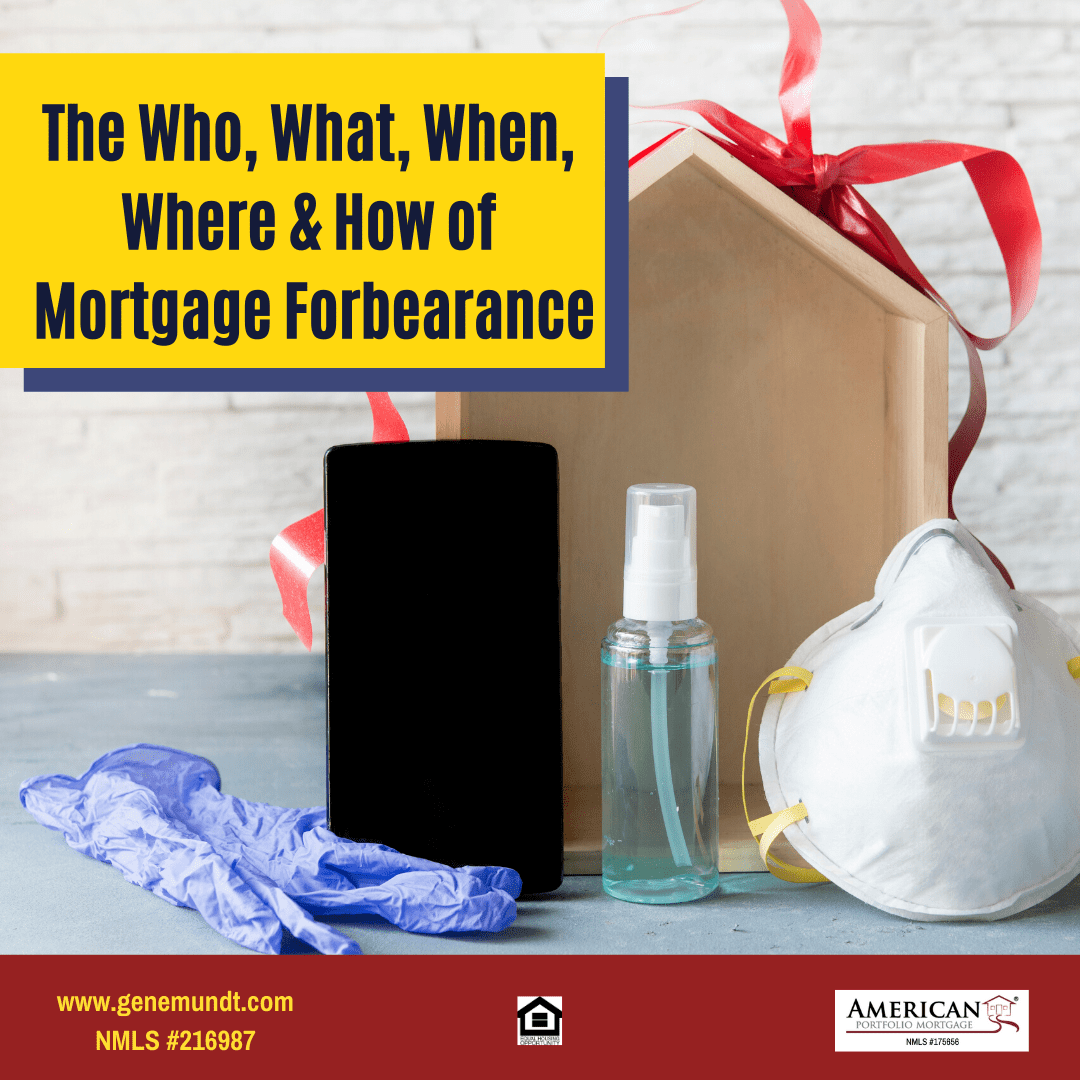 About Mortgage Forbearance